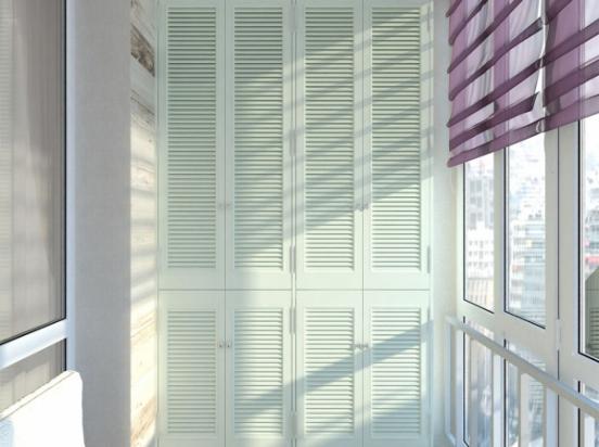 lodzhiya balkon