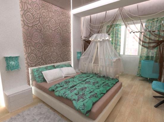 4 Спальня (2)