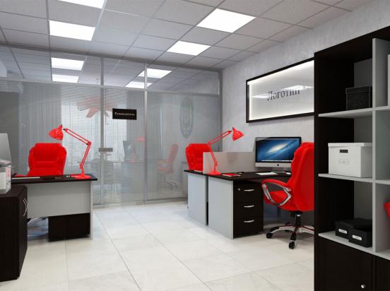 cherno-krasnyi ofis