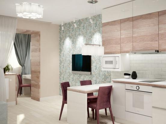 Кухня-гостиная_Элеонора возрождение 20005