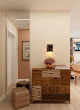 Дизайнерская квартира в Казани